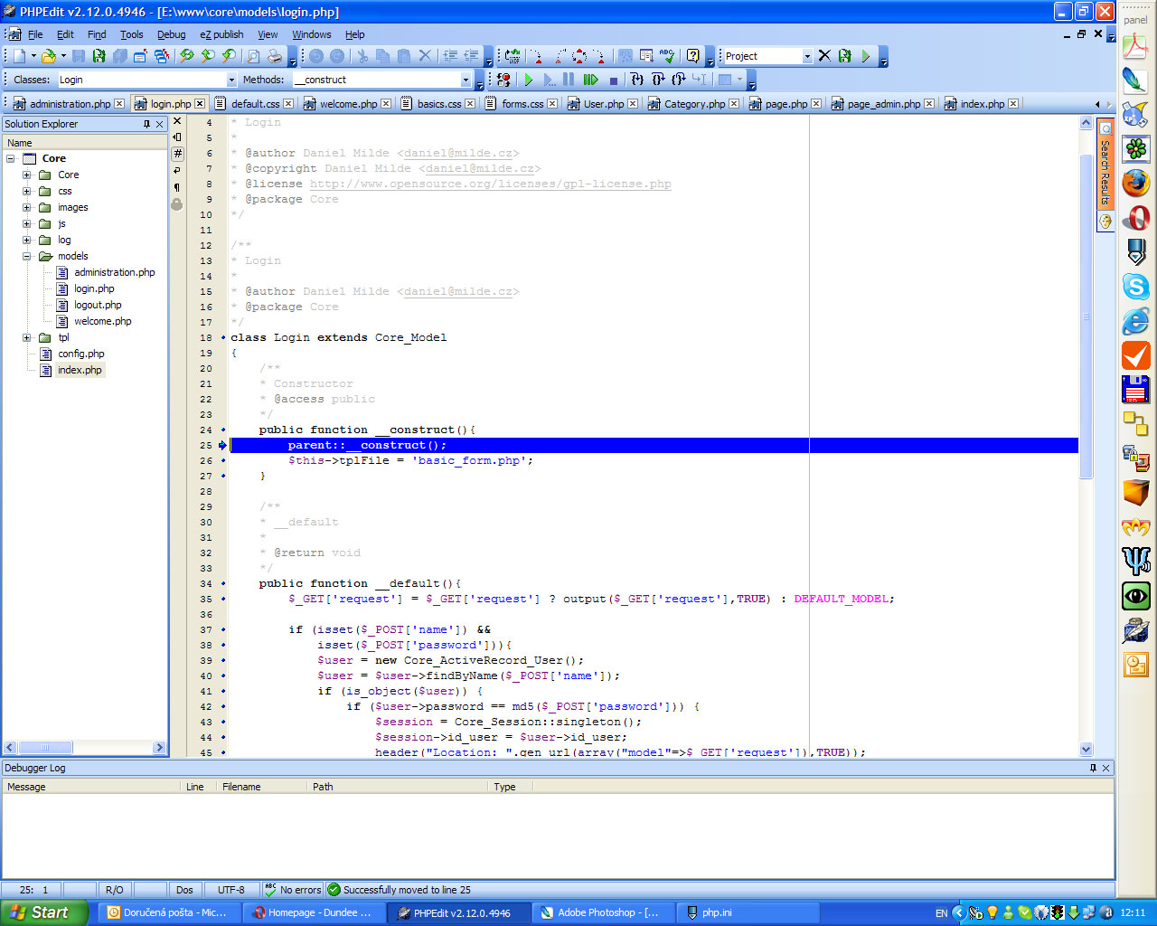 bester php editor