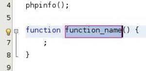 šablona funkce