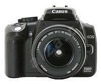 Canon EOS 350D - small view