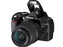 Nikon D40 - small view