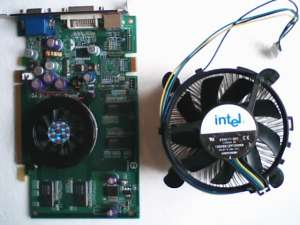 Intel BOX and PixelView BOX