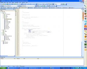 Dynamic syntax highlighting - just the actual language is highlighted (SQL) to stop another code confusing developer